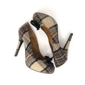 HOST PICK Ed Hardy Batu Flannel Heels (6)